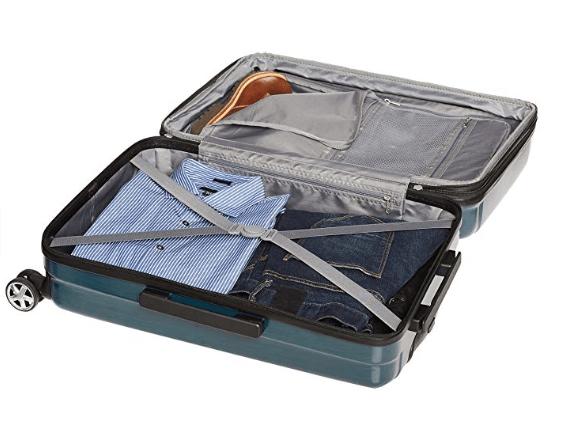 AmazonBasics Hardshell Spinner Luggage Set N991