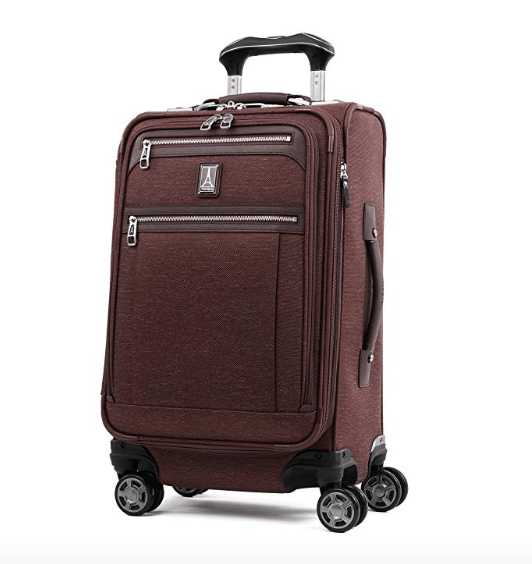 "Travelpro Platinum Elite 21"" Expandable Carry-on"
