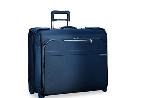 Briggs & Riley Baseline Deluxe Garment Bag, 2 Wheel