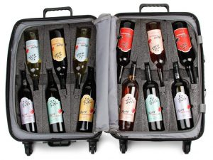 Vin Garde Valise Wine All-purpose Suitcase