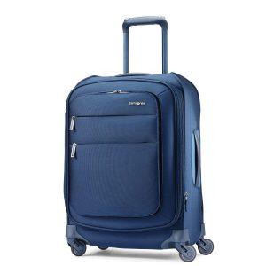 Samsonite Flexis Expandable Softside Carry On Luggage