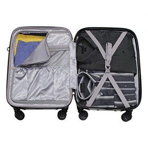 Brookstone 20-inch Hardside Cabin Bag