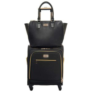 Sandy Lisa Malibu Carry-on & Milan Wing Tote