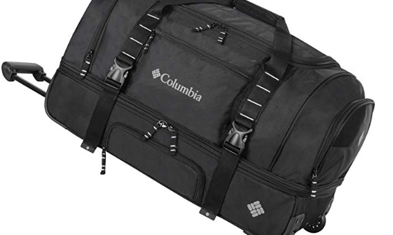 Columbia Scapoose Bay 26 Inch Drop Bottom Duffle Bag