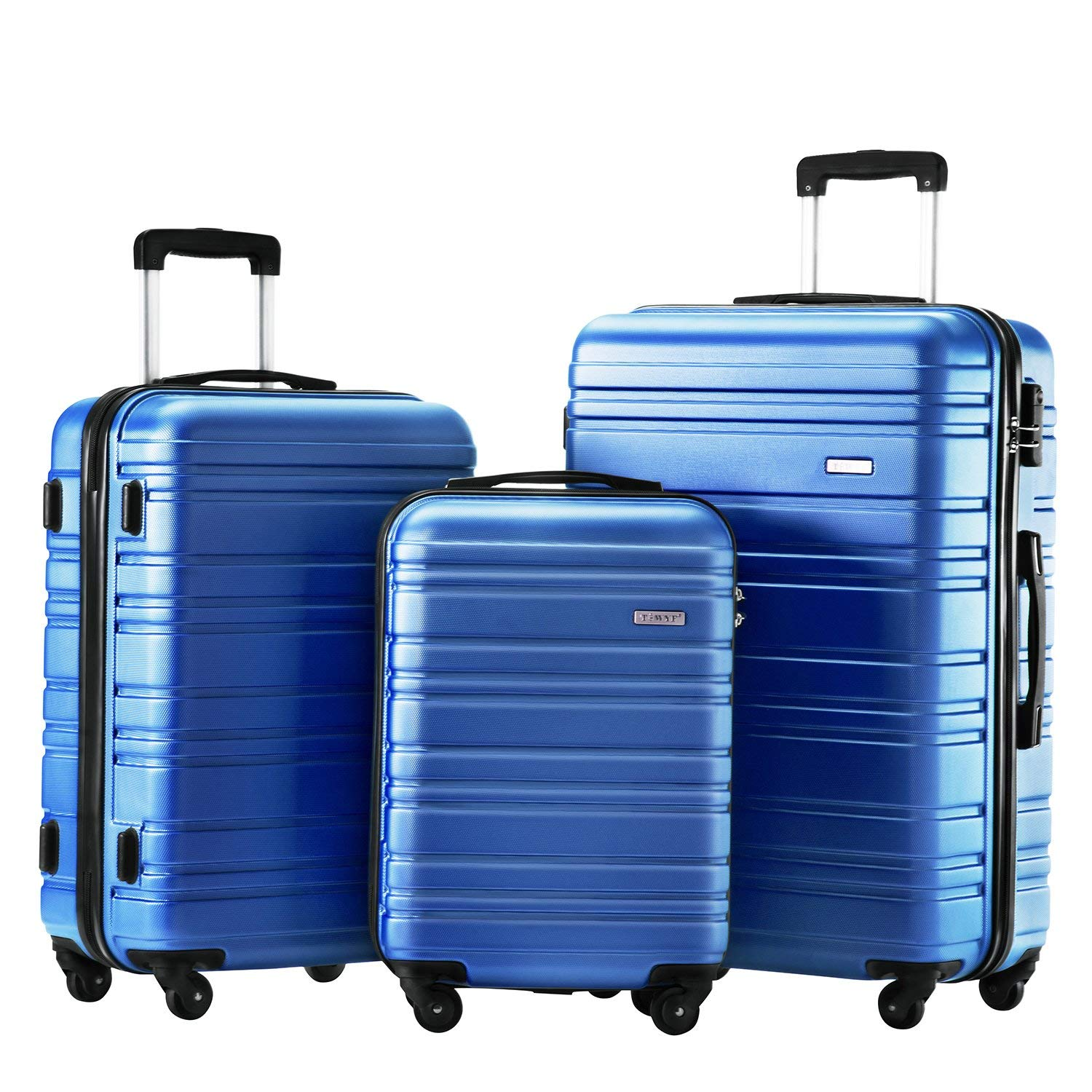 TBWYF 3 Piece Luggage Set