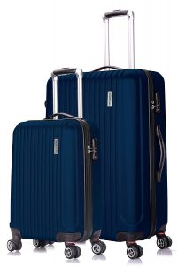 TravelCross Berkeley Classic Luggage Lightweight Spinner Set