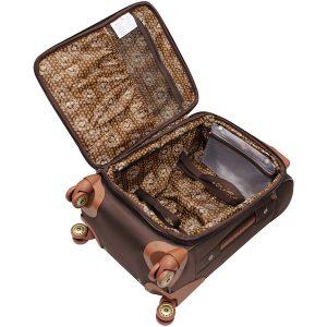 Caribbean Joe Castaway 4-Piece Spinner Suitcases