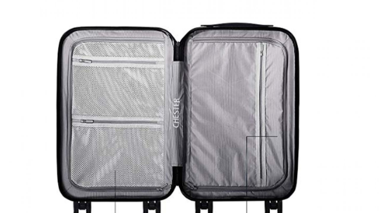 abfac0d8c3dd CHESTER Minima 22-inch Carry-On Luggage Review - Cold Turkey Now