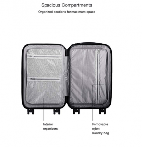 CHESTER Minima 22-inch Carry-On Luggage