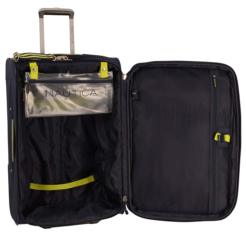 Nautica Open Seas 5 Piece Luggage-Set