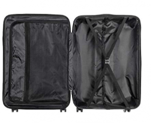 Lovinland Travel Luggage 3 Piece Set Interior