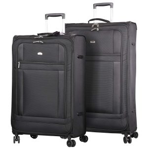 Aerolite Lightweight Large Luggage Sets 2 piece