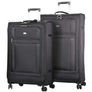 Aerolite Lightweight Large Luggage Sets 2 piece