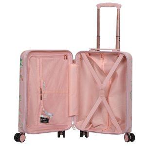 Aerolite Women's Floral Pink 3 piece Set
