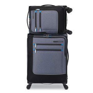 American Tourister iStack Travel System Softside 2-Piece Set 19 and 25