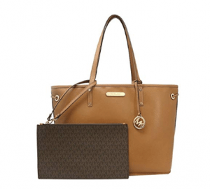 Michael Kors Large Drawstring Signature Tote