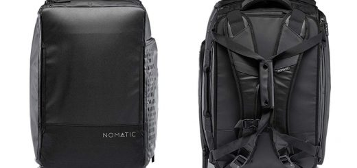 NOMATIC 30L Travel Bag, Water Resistant Gym Pack Carryon