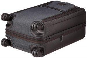 Tumi Men's Alpha 3 International Dual Access 4 Wheel Carry On Luggage