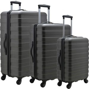 Travelers Choice Cypress Colorful 3-Piece Hardside Spinner