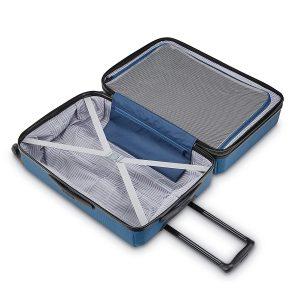 American Tourister Stratum XLT Luggage Interior