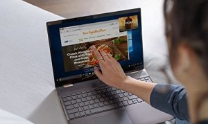 HP Spectre Touch x360 13t-ae00 Ash-Gold