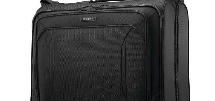 Samsonite Lineate Duet Wheeled Garment Bag