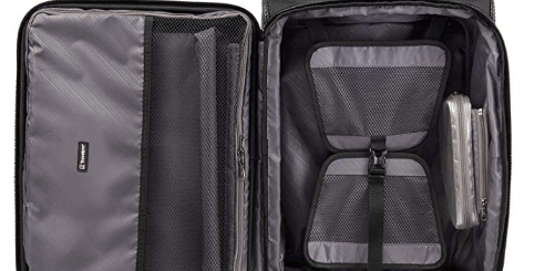 travelpro rollaway cabin bag