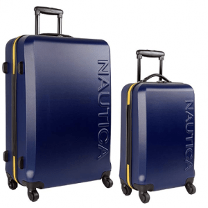 Nautica Ahoy 2-piece Luggage Set