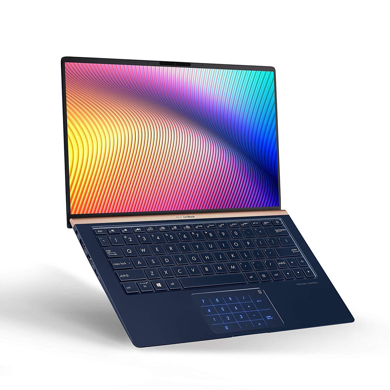 """ASUS ZenBook UX333FA-AB77 13.3"""" Ultra-Slim Durable Laptop"""