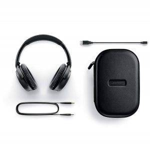 Bose QuietComfort 35 (Series II) Wireless Headphone Accessories