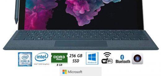 Microsoft KJT-00001 Surface Pro 6 12.3- inch Intel i5-8250U
