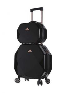 Kensie 3D Gemstone KN-47202 two-piece luggage
