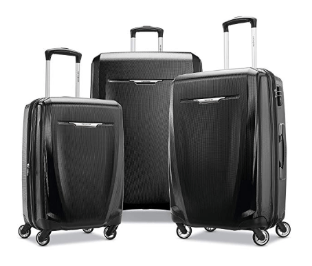 Samsonite Winfield 3 DLX Hardside Luggage