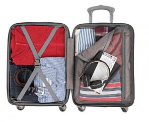 """Travelpro Citadel Deluxe 20"""" and 24"""" Hardside Spinner Luggage Set"""