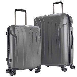 samsonite cruise pc-lite hardshell luggage