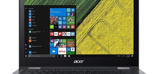 Acer Spin 5 SP513-52N Touch 2-1