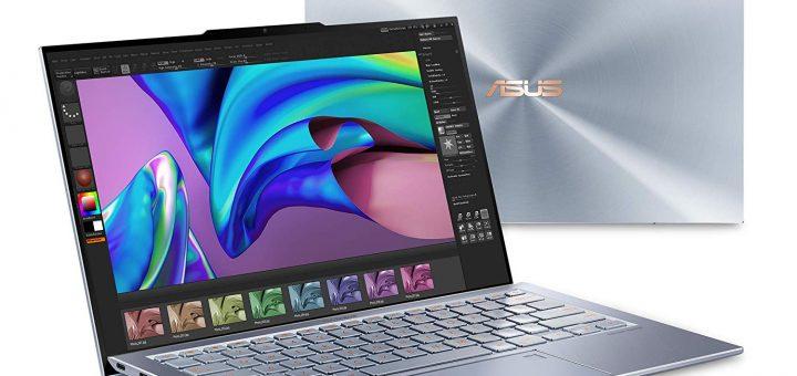 Asus ZenBook S13 UX392FN-XS77 Ultra Thin Light Laptop, 13.9 FHD