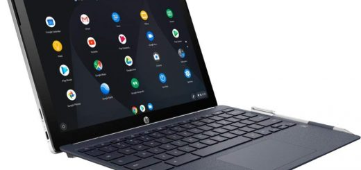 HP X2 2-in-1 Chromebook Detachable 12.3 2K Touch Display