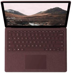 Microsoft Surface Laptop JKR-00036, 512GB i7 16GB Windows 10 Pro