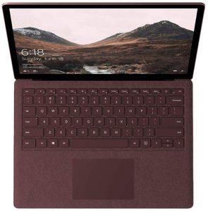 Microsoft Surface Laptop JKR-00036, 512GB i7 16GB Windows 10 Pro