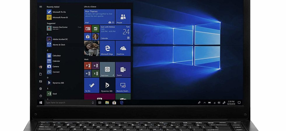 "EVOO 14.1"" Ultra Thin Laptop FHD"