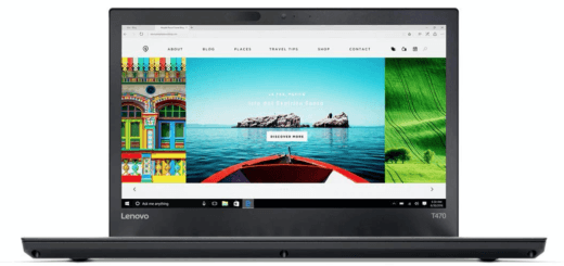 2019 Lenovo Thinkpad T470 14 IPS Full HD