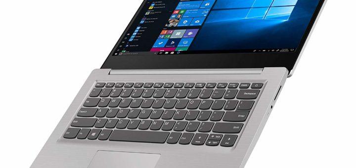 Lenovo Ideapad 14inch Laptop, Intel Pentium Gold 5405U Dual Core 2.3GHz Processor