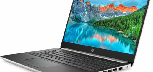 HP 7MP80UA 14-inch HD AMD Ryzen 3 3.5GHz 4GB 128GB SSD Radeon Vega 3