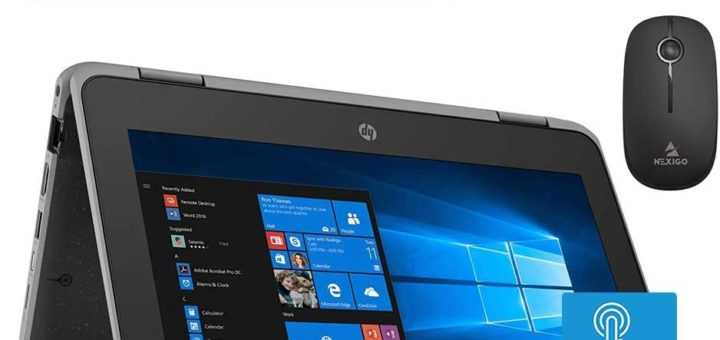 2020 Newest HP ProBook X360 G3
