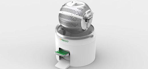 yirego drumi portable washing machine wash and spin