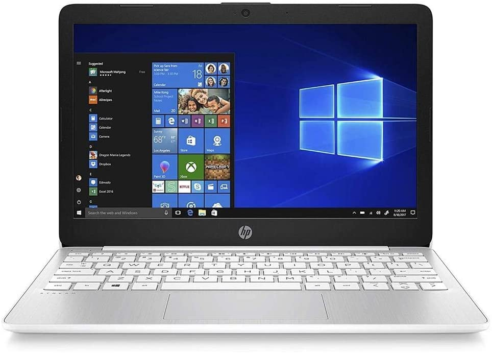 HP Stream 11.6 Inch HD Laptop Celeron N4000