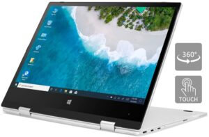 iProda Laptop, 2 in 1 Ultrabook 11.6 Inch