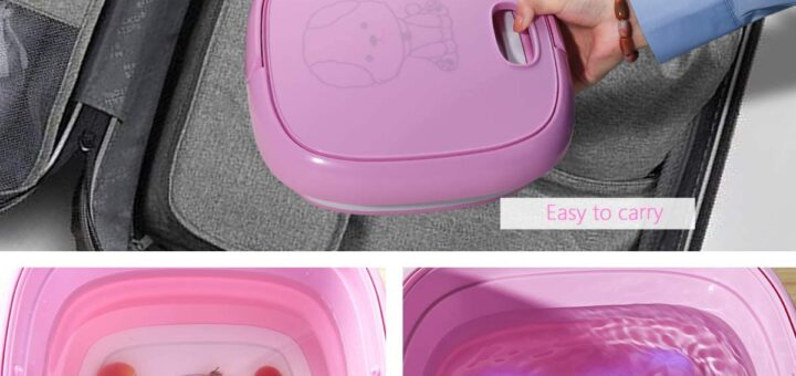East doll Portable Lightweight Washing Machine
