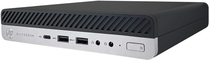 HP EliteDesk 800 G5 Mini Intel i5-9500T